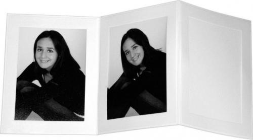 Daiber Etui paszportowe 13x18 białe 125szt. (20116-R)