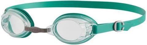 Speedo Okulary pływackie Jet V2 green/clear (97B988)