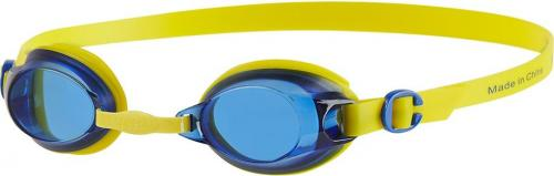 Speedo Okularki pływackie Junior Jet V2 Gog yellow/blue (298B567)