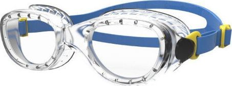 Speedo Okulary pływackie Uni Futura Classic Ju niebieskie (810900B975)