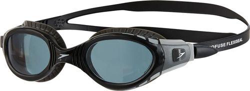 Speedo Okulary pływackie Fut Biof Fseal Dual Gog Blk grafitowe (811315B976)