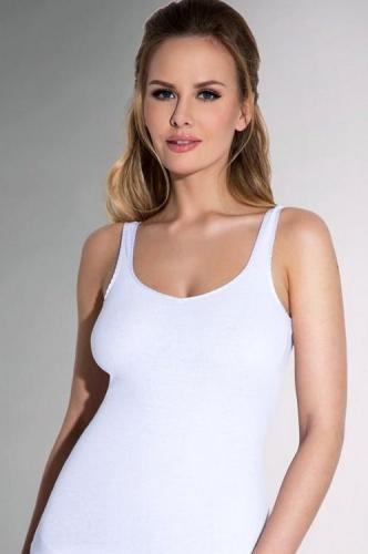 Eldar Koszulka damska Tola biała r. S (ELD-TOLA0-BIA-KBD-1S)