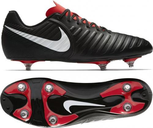 Nike Buty piłkarskie Tiempo Legend 7 Club SG czarne r. 41 (AH8800-006)