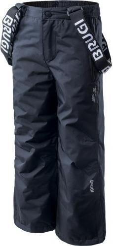 Brugi Spodnie dziecięce 3AH9 500-Black r. 110-116