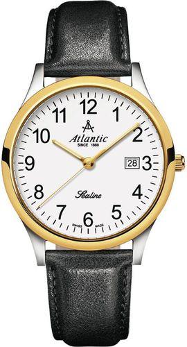 Zegarek Atlantic Zegarek Atlantic Sealine 62341.43.13 Szafirowe szkło