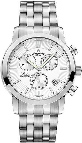 Zegarek Atlantic Męski Sealine 62455.41.21 Chronograf