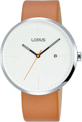 Zegarek Lorus Męski RH901JX9 Klasyczny brązowy