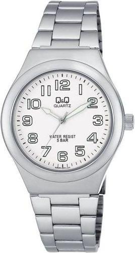 Zegarek Q&Q Męski Q836-204 Klasyczny czarny
