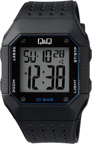 Zegarek Q&Q Zegarek Q&Q M158-003 Dual Time (4114)