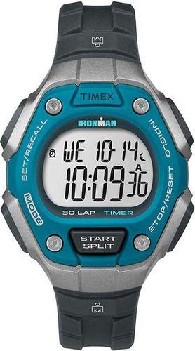 Zegarek Timex Damski TW5K89300 IronMan Triathlon 30 Lap szary