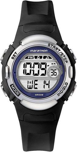 Zegarek Timex Damski Marathon Digital TW5M14300 czarny