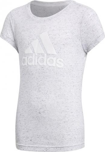 dec3917f5 Adidas Koszulka dziecięca YG ID Winner T szara r. 164 cm (DJ1390)