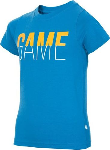 95f0f8d8c T-Shirt 4F HJZ18-JTSM002 33S HJZ18-JTSM002 33S niebieski 146 cm. 37,97 zł. 4f  Koszulka juniorska HJL18-JTSML200 szara r. 164 cm