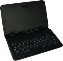 Etui z klawiaturą Vakoss TK-550UK czarne