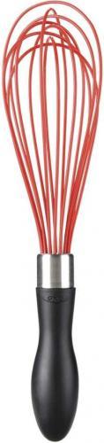 Oxo Trzepaczka silikonowa 28cm czerwona Good Grips (1244780MLNYK)