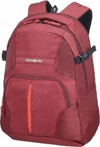 c03198cd378ac Plecak Samsonite Plecak Rewind czerwony 15.6