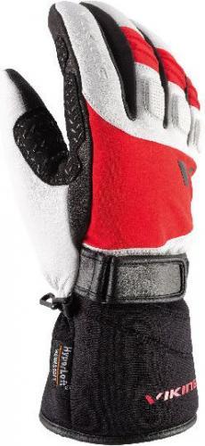 Viking Rękawice unisex Stubai Primaloft Aerogel czerwono-białe r. 8 (110/20/0740/34)