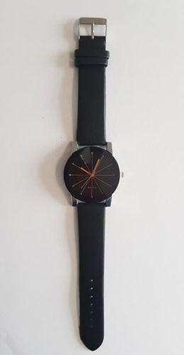 Zegarek GSM City Damski 22675 duży czarny