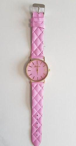 Zegarek GSM City Damski 22668 różowy