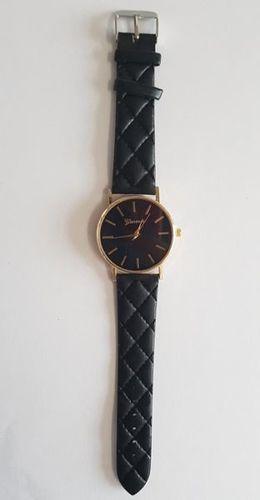 Zegarek GSM City Damski 22667 czarny