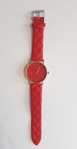 Zegarek GSM City Damski 22666 czerwony