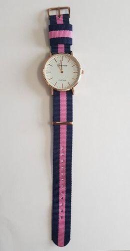 Zegarek GSM City Damski 22662 niebiesko-różowy