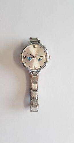 Zegarek GSM City Damski 22654 srebrny