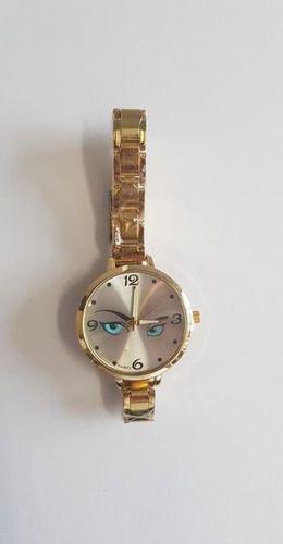 Zegarek GSM City Damski 22653 złoty