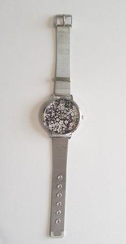 Zegarek GSM City Damski 22645 srebrny