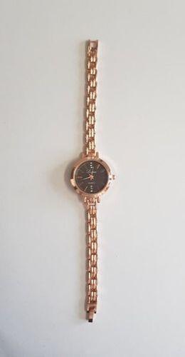 Zegarek GSM City Damski 22641 różowo-czarny