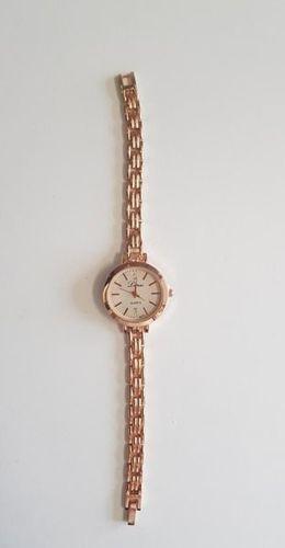 Zegarek GSM City Damski 22640 różowo-biały