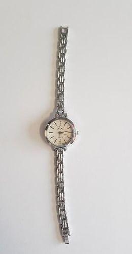 Zegarek GSM City Damski 22638 srebrno-biały