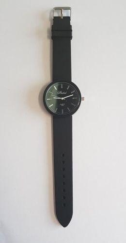Zegarek GSM City Damski 22637 silikonowy czarny