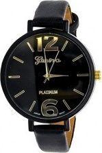 Zegarek GSM City Damski 22623 Platinum czarny
