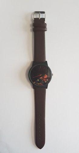 Zegarek GSM City Damski 22620 wiosenny brązowy