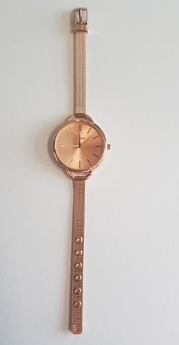 Zegarek GSM City Damski 22631 Steel Rose gold