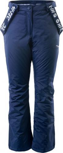 Hi-tec Spodnie narciarskie damskie Lady Darin Insignia Blue / Micro Chip r. S