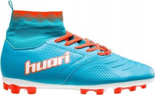 Huari Buty piłkarskie Jay-Jay Teen Ag Blue/Orange r. 36