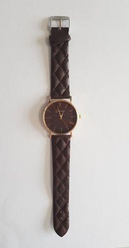 Zegarek GSM City Damski 22672 brązowy