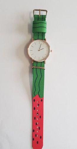 Zegarek GSM City Unisex 22656 Arbuz zielono-czerwony