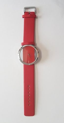 Zegarek GSM City Damski 22651 czerwony