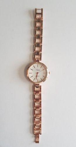 Zegarek GSM City Damski 22648 złoto-biały