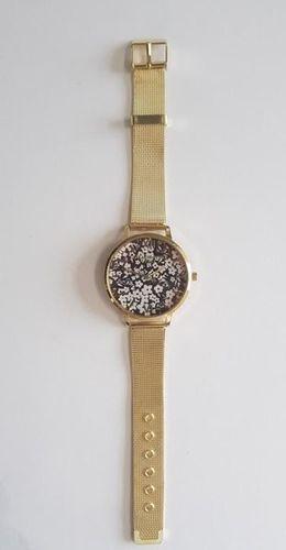 Zegarek GSM City Damski 22644 złoty