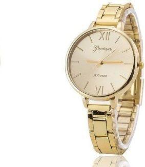 Zegarek GSM City Damski 22629 Platinum Złoty
