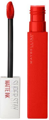 Maybelline  MAYBELLINE_Super Stay Matte Ink matowa pomadka w płynie 25 Heroine 5ml