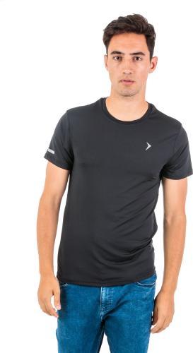 Outhorn Koszulka męska czarna r. S (HOZ18-TSM601 20S)