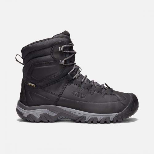 Keen Buty trekkingowe męskie Targhee Lace Boot High WP black/raven r. 46
