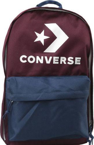 Converse Plecak EDC 22 Backpack bordowo-granatowy 22l (10007031-A05)