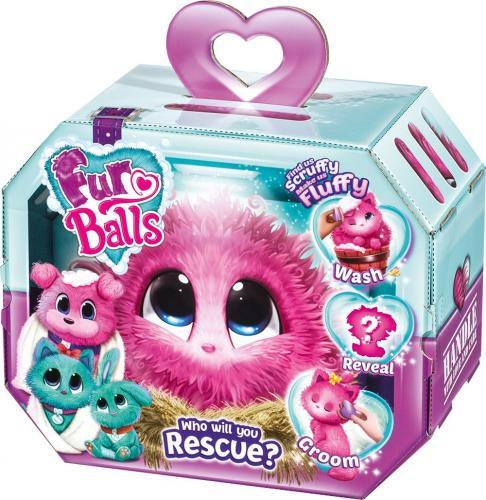 Tm Toys Fur Balls - Pink