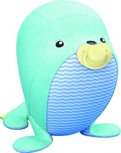Tm Toys Octopi Ocean Hugzzz Foczka + latarnia morska